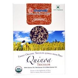 Organic Quinoa Tricolor 500 gms