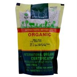Organic Barley (Jau) Dalia 500 gms