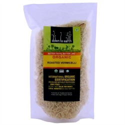 Organic Roasted Vermicelli 500 gms