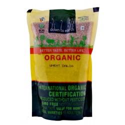 Organic Wheat Dalia 500 gms