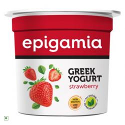 Greek Yogurt Strawberry 90 gms