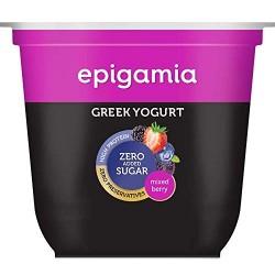 Greek Yogurt Mixed Berries No Added Sugar 120 gms