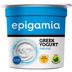 Greek Yogurt Natural No Added Sugar 90 gms