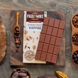 41% Fine Milk Chocolate Coffee 68 gms