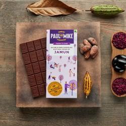 64% Mild Dark Chocolate Jamun 68 gms