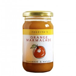 Natural Orange Mermalade Spread 225 gms (Vegan)