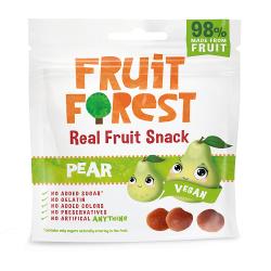 Real Fruit Snack Pear 30 gms (Vegan)