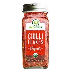 Organic Chilli Flakes 30 gms