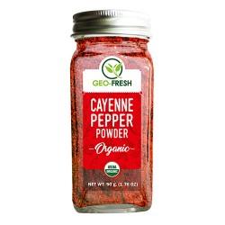 Organic Cayenne Pepper Powder 50 gms