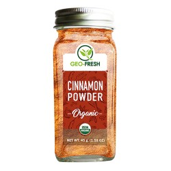 Organic Cinnamon Powder (Dalchini) 45 gms