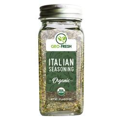 Organic Italian Seasoning 15 gms