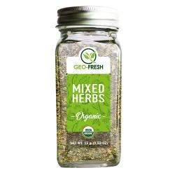 Organic Mixed Herbs 15 gms