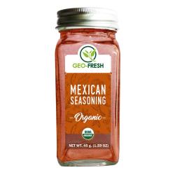 Organic Mexican Seasoning 45 gms