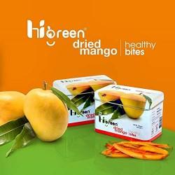 Dried Mango Healthy Bites 100 gms (Gluten-Free)