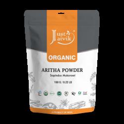 Organic Aritha Powder 100 gms