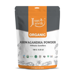 Organic Ashwagandha Powder 100 gms