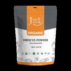 Organic Hibiscus Powder 100 gms