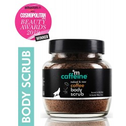 Naked and Raw Coffee Body Scrub 100 gms
