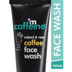 Latte Coffee Moisturizing Face Wash (Paraben Free,