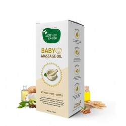 Ayurvedic Baby Massage Oil 18 Herbal Extracts and