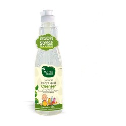 Natural Baby Liquid Cleanser with Green Apple and