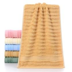 100% Bamboo Terry 550 GSM Bath Towel (75X150 cms)