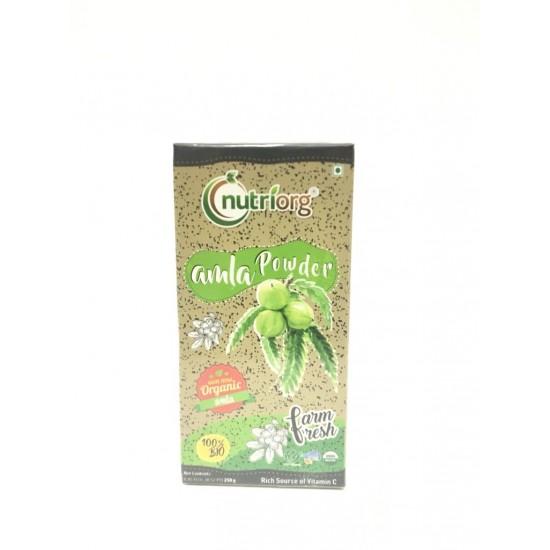 Organic Amla Powder 250 gms