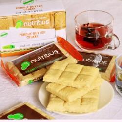 Peanut Butter Chikki 40 gms (Gluten-Free, Vegan)
