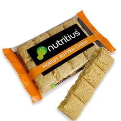 Peanut Butter Chikki 125 gms (Gluten-Free, Vegan)