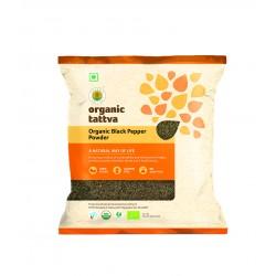Organic Black Pepper (Gol Mari) Powder 100 gms