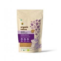 Organic Brown Sugar 500 gms (Gluten-Free, Vegan)