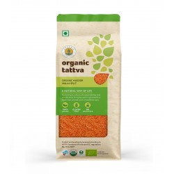 Organic Masoor Malka Split