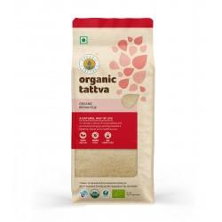 Organic Brown Rava (Sooji) 500 gms (Vegan)