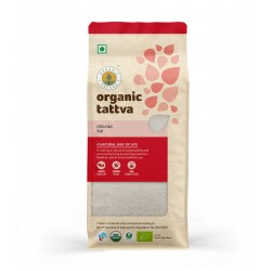 Organic Rava (Sooji) 500 gms (Vegan)