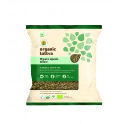 Organic Carom Seeds (Ajwain) Whole 100 gms (Gluten