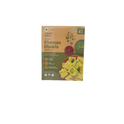 Organic Khaman Dhokla Ready Mix 200 gms