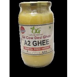 Organic A2 Desi Cow Ghee 1 litres