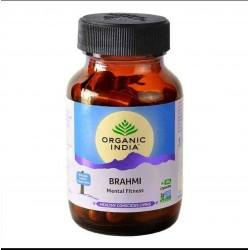 Brahmi 60 Capsules Bottle