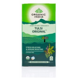 Organic Tulsi Original 25 Infusion Bags