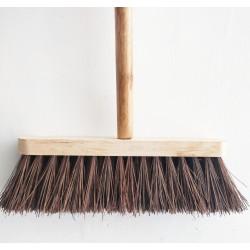 Coir Floor Brush Outdoor