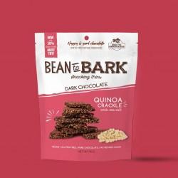 Dark Chocolate Quinoa Crackle with Sea Salt 80 gms