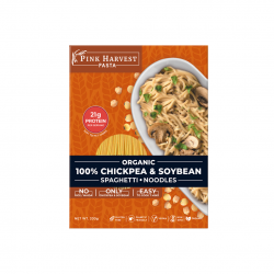 Chickpea and Soybean Organic Spaghetti Noodles 200