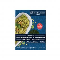 GreenDal and Edamame Organic Spaghetti Noodles 200