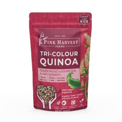 Tri-Colour Quinoa 100 gms (Gluten-Free, Vegan, Dia