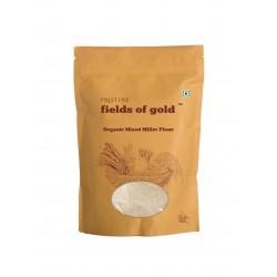 Organic Mixed Millet Flour 1 kg