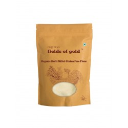 Organic Multi Millet Flour 500 gms (Gluten-Free)