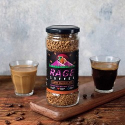 Irish Hazelnut Coffee 100 gms Infused with Natural Vitamins