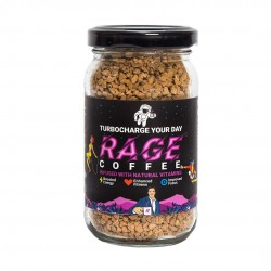 Rage Coffee 50 gms Infused with Natural Vitamins