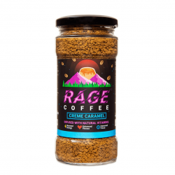 Creme Caramel Coffee 100 gms Infused with Natural Vitamins