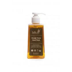 Organic Orange Neem Hand Wash 245 ml (Vegan)